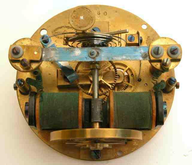 Horloges 233 Lectriques Anciennes